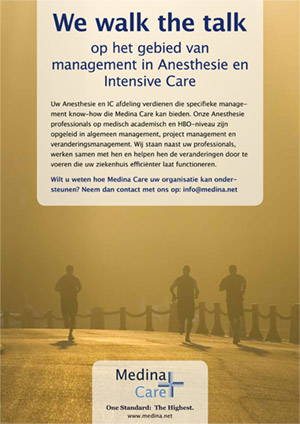 Medinacare-adv.walk the talk