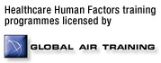 licensed by Global Air Training