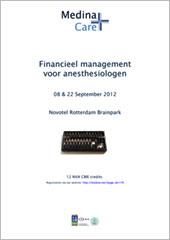 Financieel management voor anesthesiologen