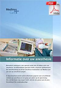 Informatie over uw anesthesie